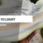 YEEZY 350 V2 LIGHT REVIEW. SIMPLE AND CLEAN!