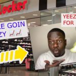 YEEZY DID IT AGAIN!! ADIDAS YEEZY SLIDE 'GREEN GLOW' PICKUP/ REVIEW! RESALE GO CRAZZZY!! | MALL VLOG