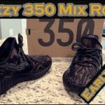 """Yeezy 350 V2 Mix Rock Early Look """"Replicas"""""""