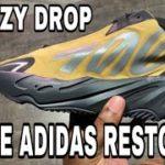 adidas Yeezy 700 Honey flux,HUGE RESTOCK UNDER RETAIL & NIKE AF1 CRANE / TURTLE LOW RELEASES EARLY!