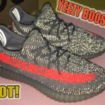 adidas yeezy 350 boost v2 beluga on foot+unboxing +review