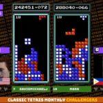 Challengers Green Bracket: DMJ, Mark, Yeezy, Oscar – Classic Tetris Monthly August 2021