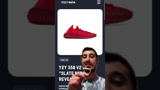 Red October YEEZYs are Back! #Shorts