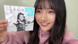 門脇 実優(STU48)        アザージャケットサイン会         2021年10月14日