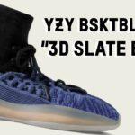 """YEEZY BSKTBL KNIT """"3D SLATE BLUE"""" REVEALED"""